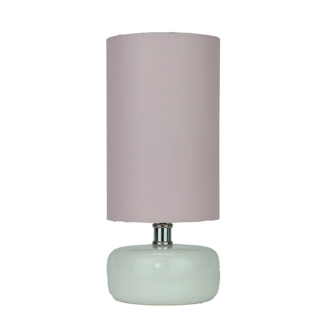 Pebble Table Lamp - Pink