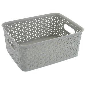 Geometric 4L Mint Basket