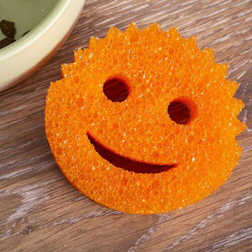 Scrub Daddy Orange Sponge