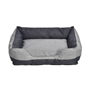 Perfect Paws Luxury Oxford Pet Bed - Small