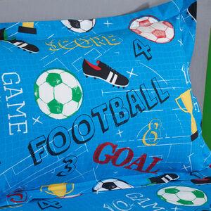 Goal Oxford Pillowcase Pair