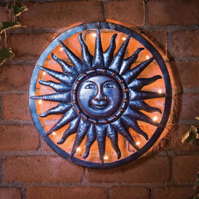 Inca Sun Solar Wall Art