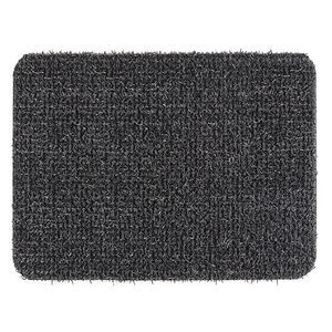 Clean Machine Black Astro Door Mat 45cm x 60cm