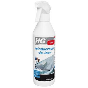 Hg Windscreen de-icer 500ml