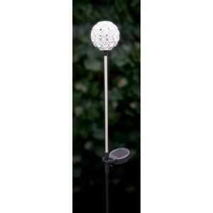Jewel Ball Solar Stake Light