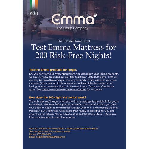 Emma Original Mattress - Single