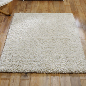 ELSA SHAGGY PLAIN 80x150cm Cream