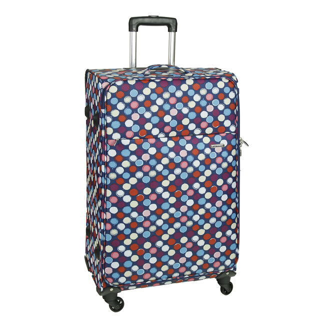 Large Paint Pots Lightweight Luggage