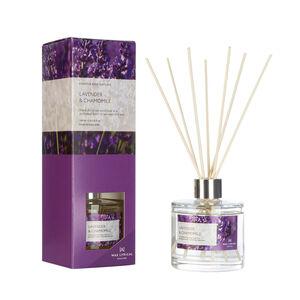 Modern Floral Lavender & Chamomile Reed Diffuser