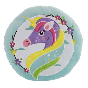 Unicorn Magic Cushion 37cm
