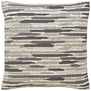Incandescent Cushion 58x58cm - Grey