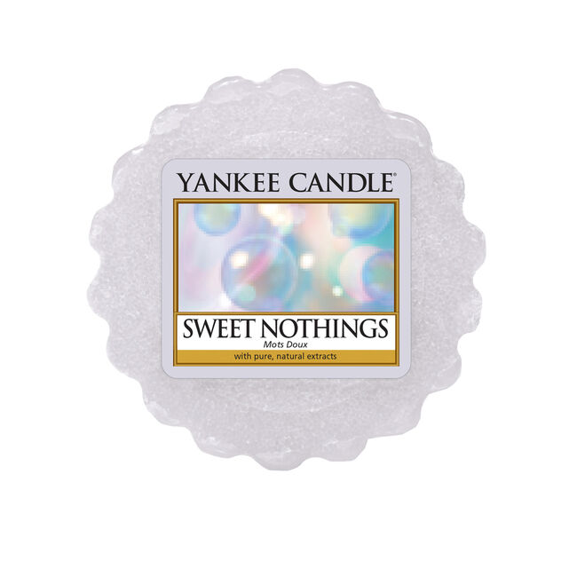 Yankee Candle Sweet Nothings Tart