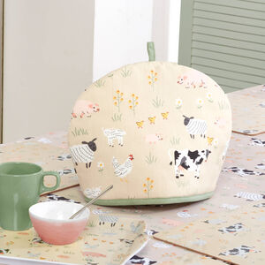 Country Meadows Tea Cosy