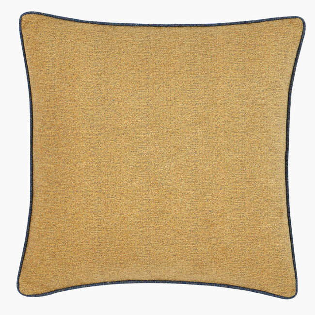 Sweeney Cushion 58x58cm - Ochre