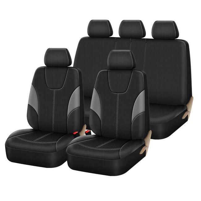 Luxury Car Seat Cover Set - 9 Piece