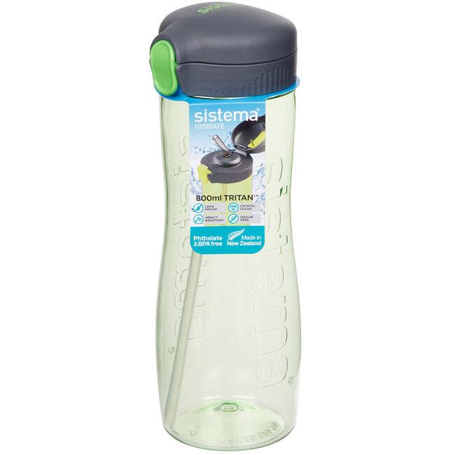 Sistema Tritan Quick Flip Bottle 800ml