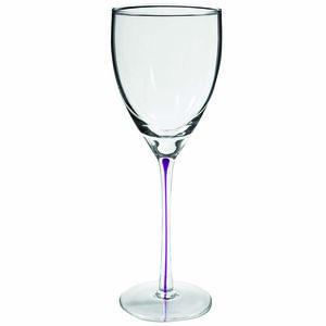 Cashel Living Amethyst Wine Glasses