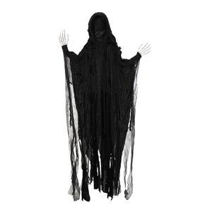 Hanging Faceless Light Up Reaper