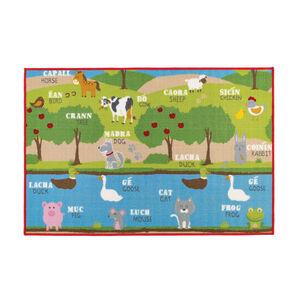 Ainmhithe Children's Floormat 100cm x 150cm