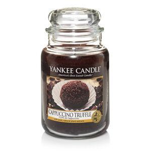 Yankee Candle Cappuccino Truffle Large Jar