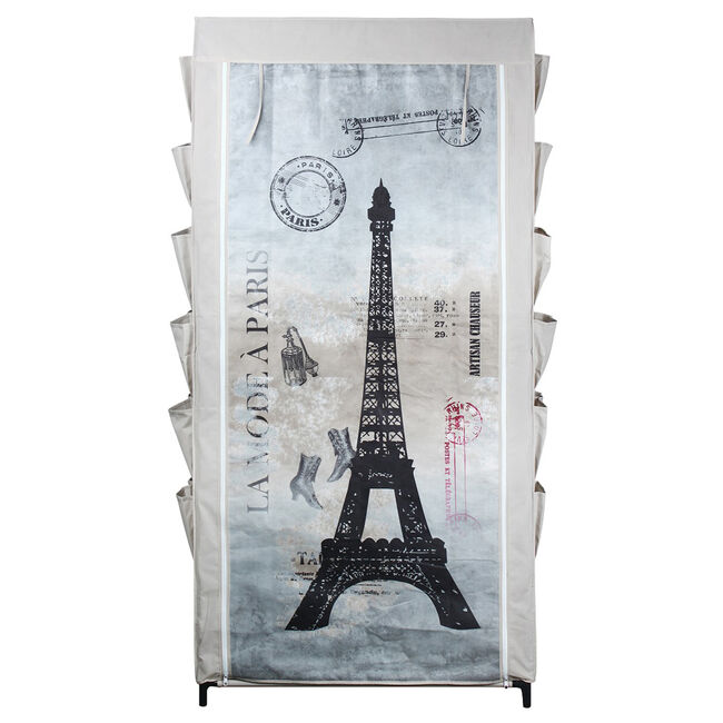 Eiffel Tower Wardrobe and Shoe Organiser