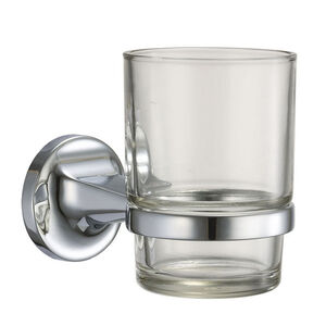 Milano Tumbler Holder Chrome