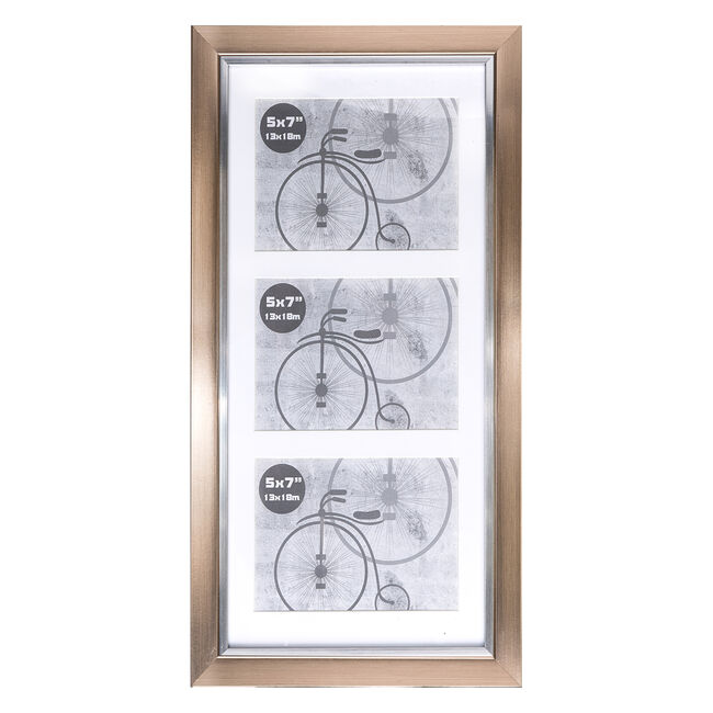 3 Window 7 X 5 Photo Frame Home Store More