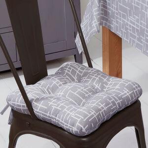 Vector Seat Pad - Grey