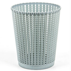 Knit Mint 6L Round Storage Basket