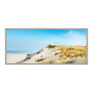 Hampton Dunes 47x108cm Framed
