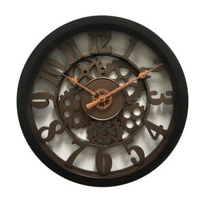 "14"" Bolt Wall Clock"