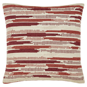 Incandescent Rust 45x45 Cushion