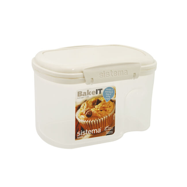 Sistema Klip It Bakery 1.56L Container