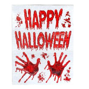 Halloween Bloody Wall Sticker
