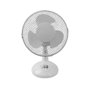 "Desk Fan 9"" - White"