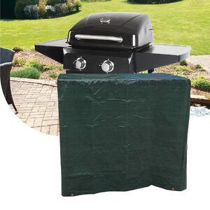 2 Burner Gas BBQ Cover 100GSM