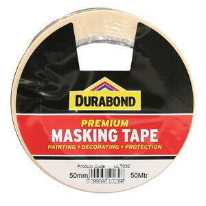 Durabond Premium Masking Tape 50m