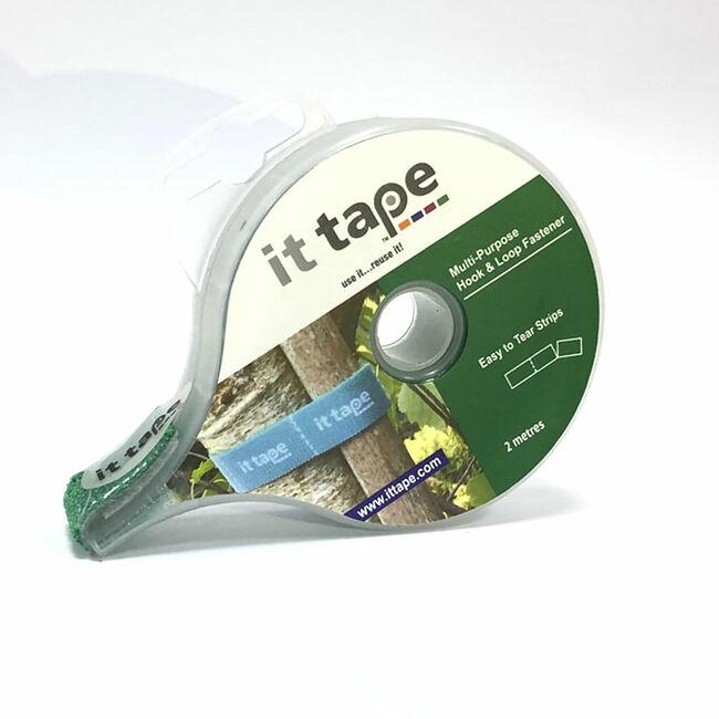 IT Tape Green 2m Dispenser