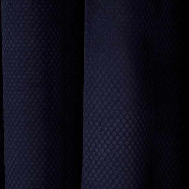 DIAMOND NAVY 66X54 Curtain