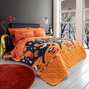 Haunted House Bedspread 200x220cm