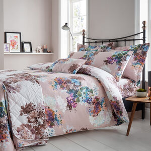 DOUBLE DUVET COVER Jacinta Blush