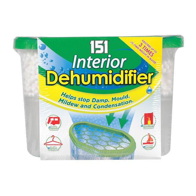 Unscented Interior Dehumidifier