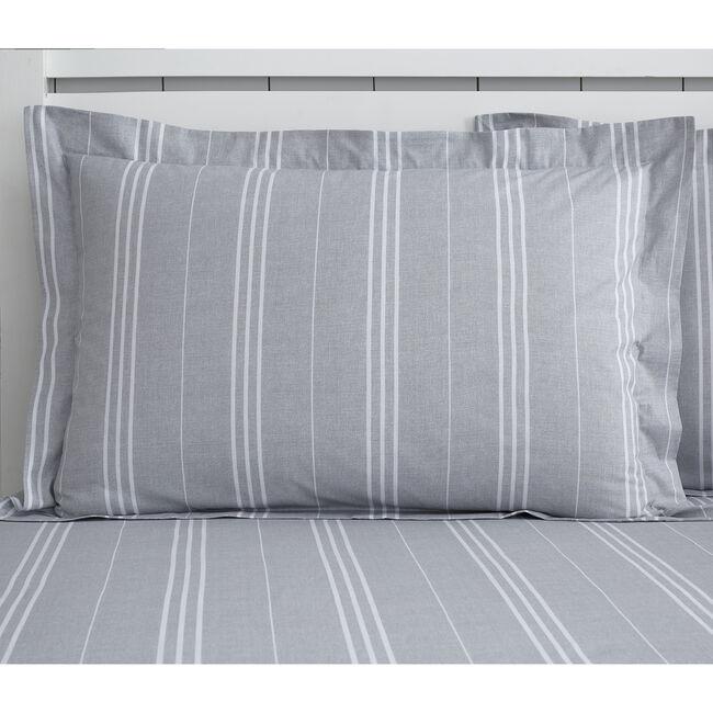 Fowler Stripe Oxford Pillowcase Pair