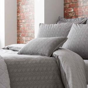 Dave Charcoal Cushion 30x50cm