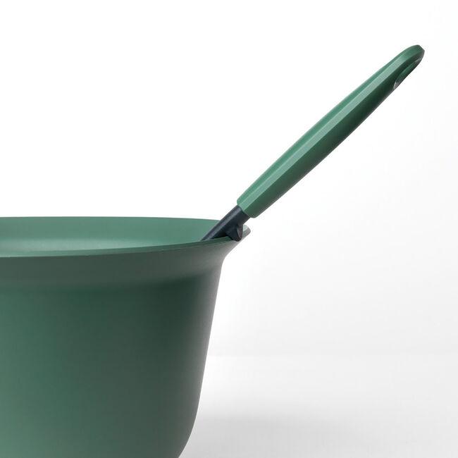 Brabantia Whisk Plus Draining Spoon - Green