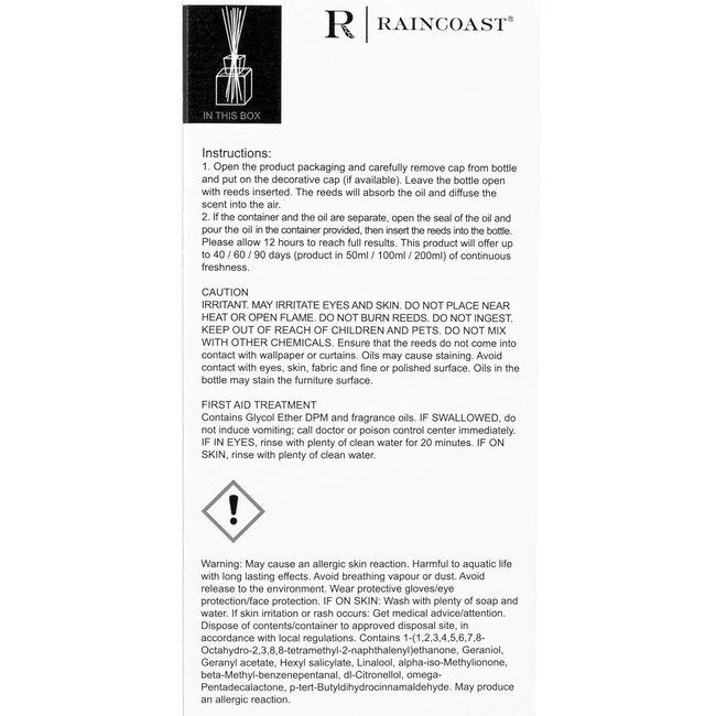 Raincoast Balance Ceramic Reed Diffuser
