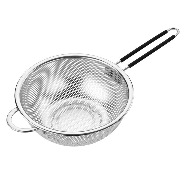 Tala Strainer with Soft Grip Handle