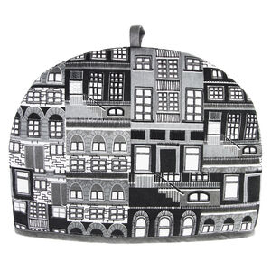 City Stripe Tea Cosy