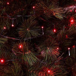 240 RED LED String Lights