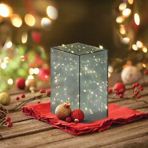 CASHEL LIVING LED Medium Cube